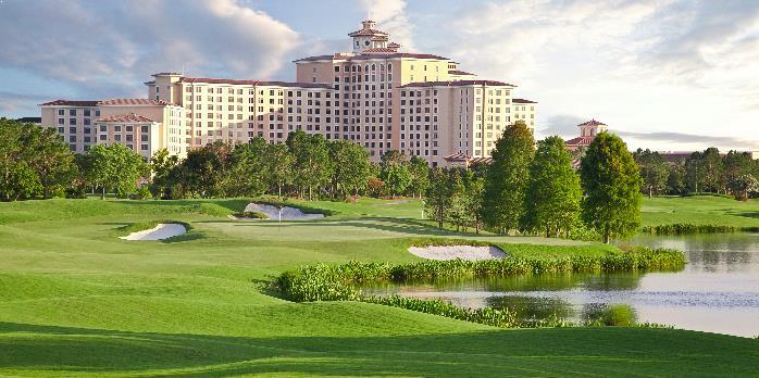 Central Florida Scramble League at Shingle Creek Golf Club