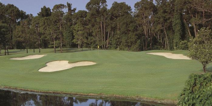 Central Florida Scramble League at Walt Disney World Golf - Palm Course