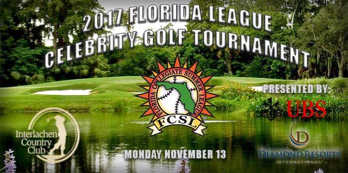 Florida League Celebrity Golf Tournament