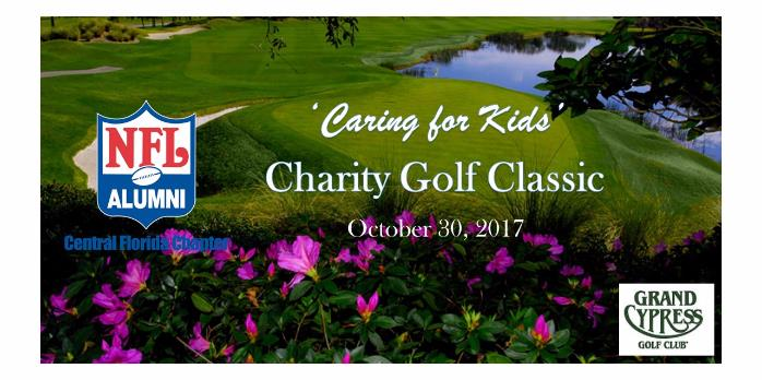 NFL Alumni Central Florida 'Caring for Kids' Golf Classic