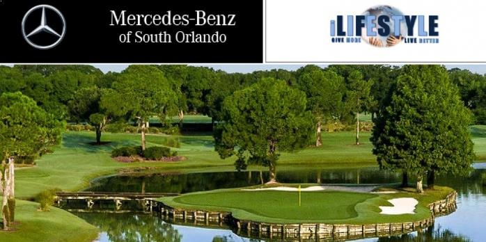 Mercedes-Benz of South Orlando & iLIFESTYLE 1st Annual Golf Classic