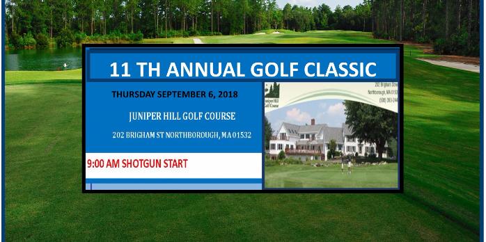 S&F Concrete Contractors, Inc. 11th Annual Golf Tournament