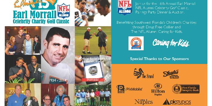 Earl Morrall NFL Alumni Celebrity Golf Classic
