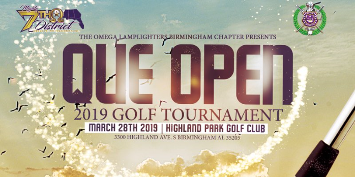 The Que Open Charity Golf Tournament